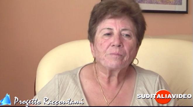 Raccontami – Rosa Andriulli – La decisione e l'inaspettato viaggio in prima classe