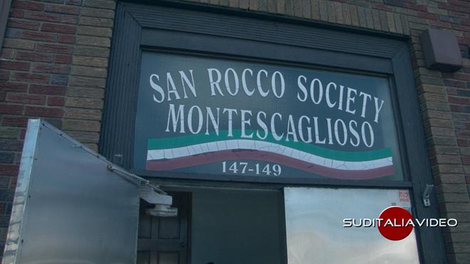 """Società di Mutuo Soccorso """"San Rocco Montescaglioso"""": 90 anni di storia"""