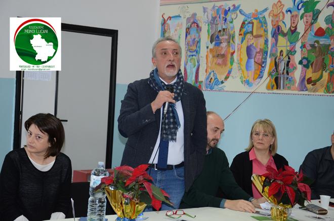 Presentato a Grottole il M° Pasquale A. Pistone nell'ambito del progetto di un Lucano illustre della Regione Basilicata
