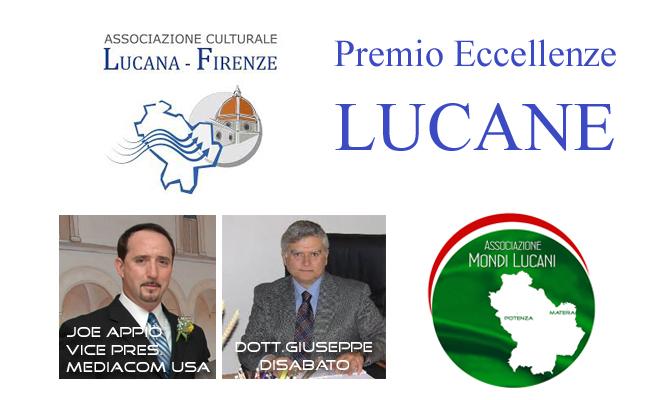 """L'associazione Mondi Lucani candida due montesi al """"Premio Eccellenze Lucane"""" che si terrà a Firenze dall'8 al 15 settembre 2019"""