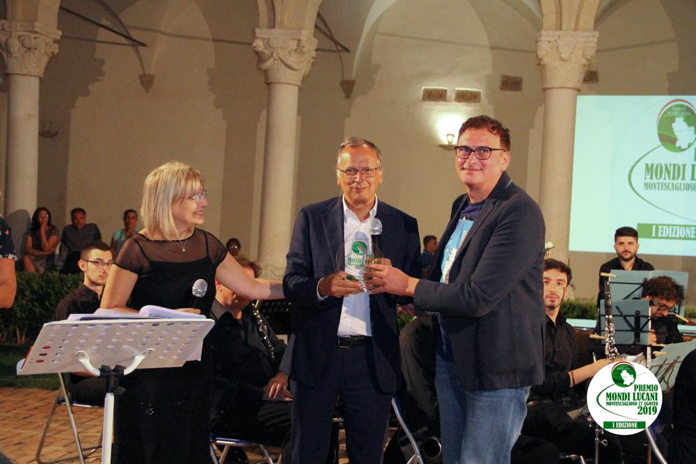 """La prima edizione del """"Premio Mondi Lucani"""" centra tutti gli obiettivi e si proietta con il suo Network verso il 2020"""