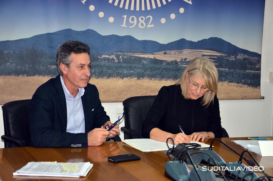 """Il Video – Firmato il protocollo di intesa tra l'Associazione """"Mondi Lucani"""", l'Unibas e gli attori di sviluppo del territorio"""
