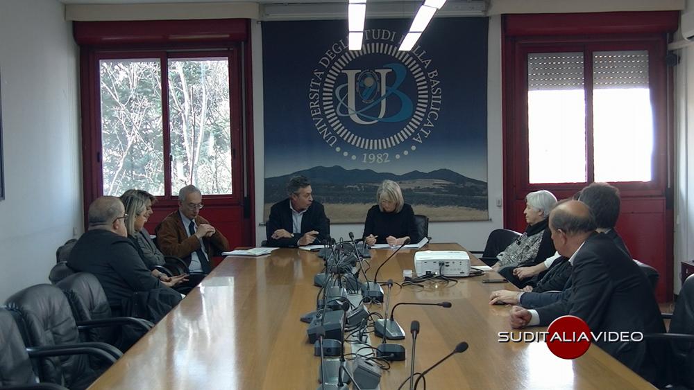 Il Video – Un protocollo tra l'ass. Mondi Lucani, l'Unibas e gli attori dello sviluppo territoriale