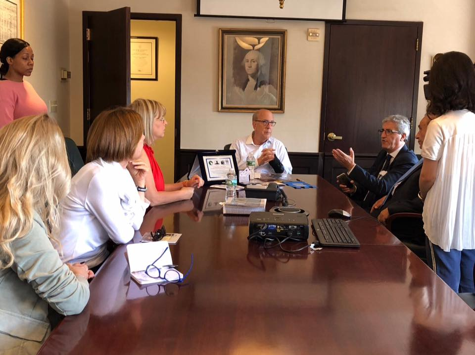 """Il Video – Il Presidente della Fondazione Ellis Island, Stephen A. Briganti tra i vincitori del Premio """"Lucani Insigni"""""""