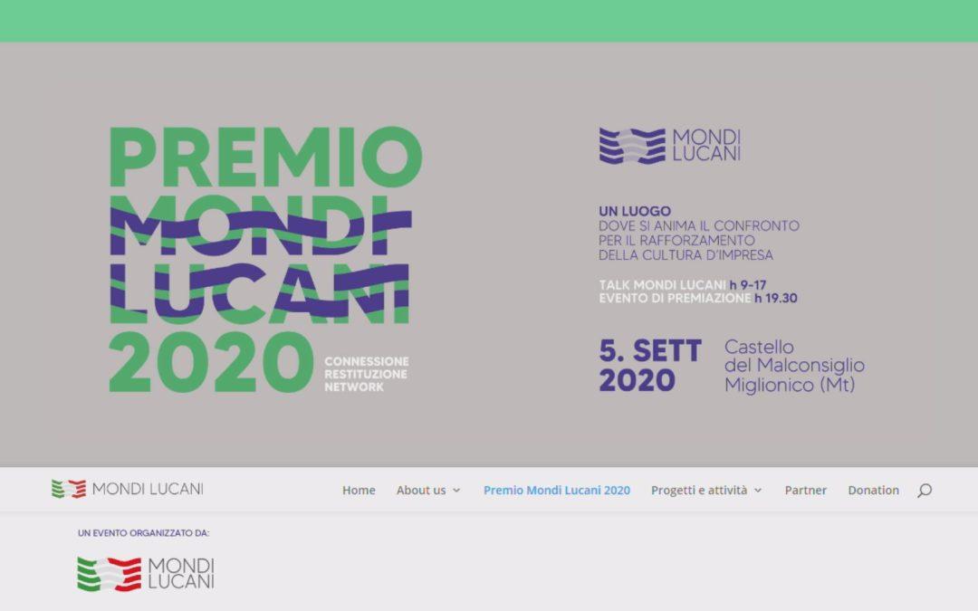 Guarda il video – Anteprima Seconda Edizione Premio Mondi Lucani