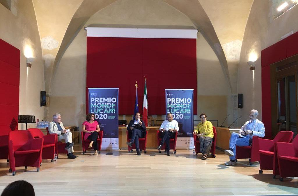 Premio Mondi Lucani: il nuovo umanesimo digitale e creativo – di Simona Pellegrini
