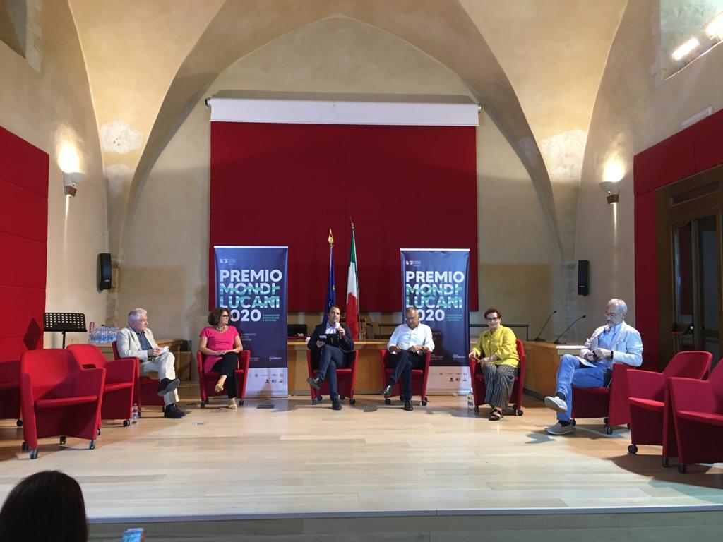 Talk Mondi Lucani Premio Mondi Lucani 2020