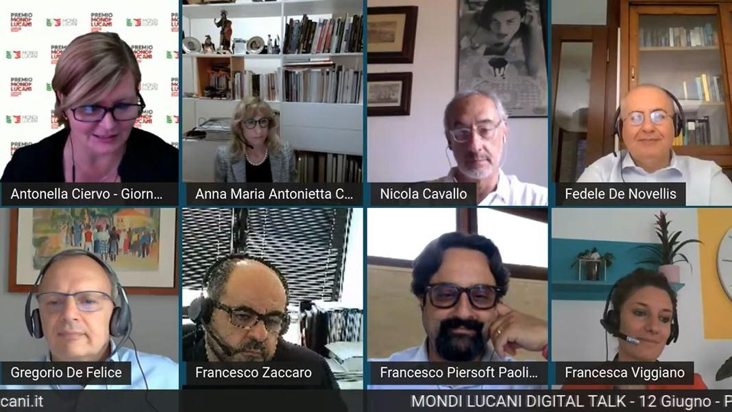 """L'innovazione sociale, digitale e imprenditoriale per """"rigenerare"""" il Sud: il tema del primo Mondi Lucani Digital Talk"""