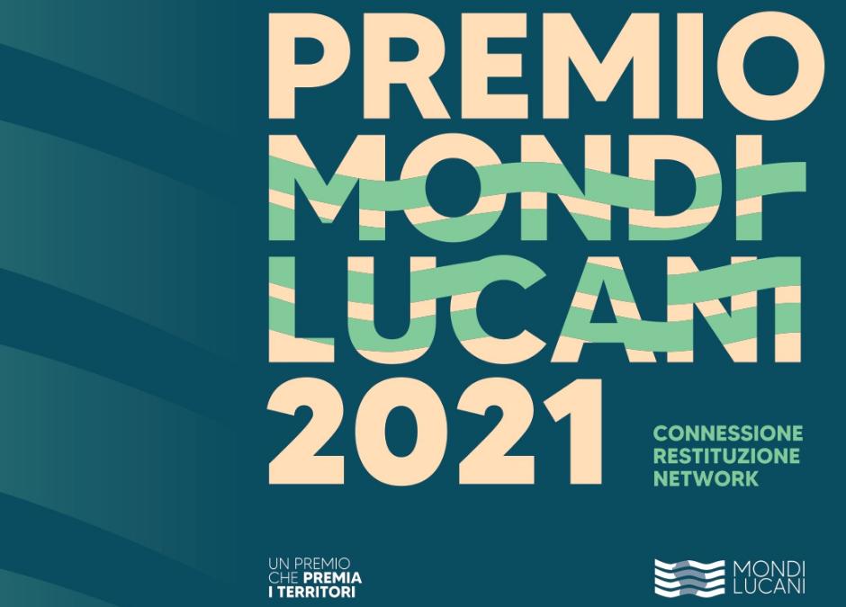 Al via il Premio Mondi Lucani 2021: svelati i Premiati della terza edizione